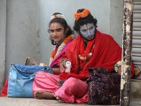 dressed as mythological characters jayanagar 4th block 230308