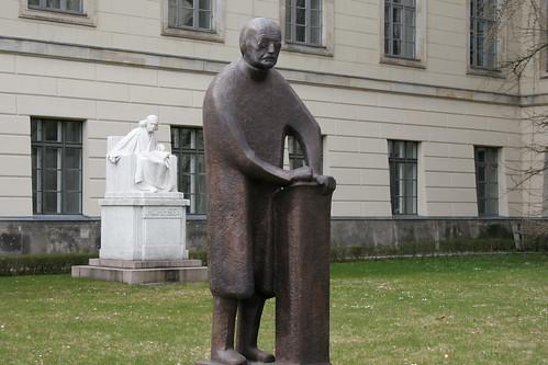 Planck, kritisch beäugt von Mommsen