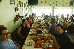 137 (jefferson sefrim) Tags: sea amigos bird water gua mar comida restaurante turma fotografia galera camaro antonina fotgrafos sonyalpha100 sefrim jeffersonsefrim