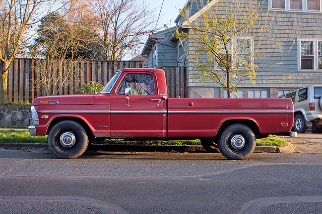 ford 1969 f250 camperspecial