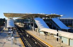 Milbrae BART-Caltrain Station