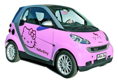 pink smart-kitty