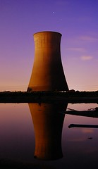 Double Sided (Nighthawk6359) Tags: reflections yorkshire nighttime powerstation thorpemarshpowerstation