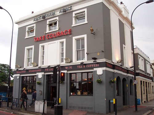 Alternative comedy venues in London
