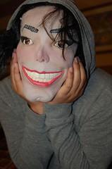 máscara de Michael Jackson