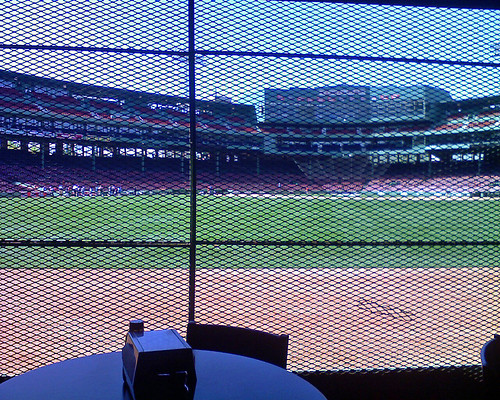 Boston- Fenway Field