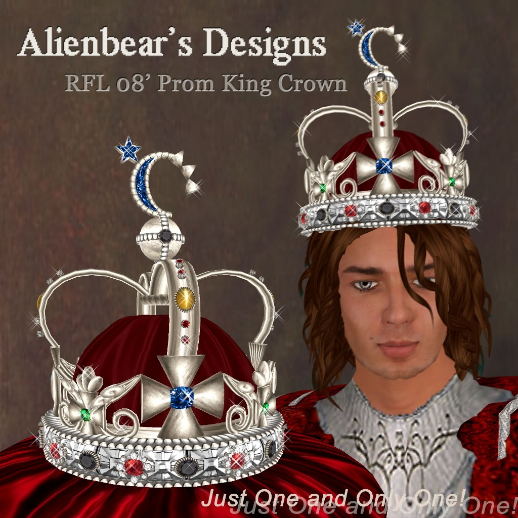 RFL08 auction King Crown