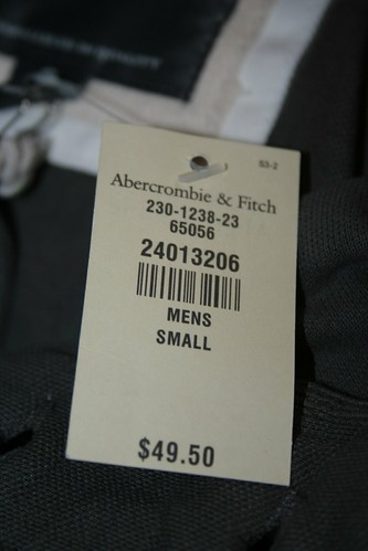 Price label (fake)