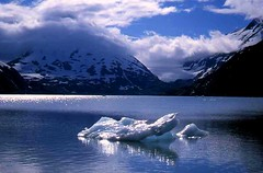 Iceberg leftovers, Alaska Icecubes (moonjazz) Tags: blue wild summer favorite mountain lake snow cold ice nature water alaska clouds wonder landscape frozen photo quiet explore vista chilly wilderness pure shimmer iceburg vast mywinners infinestyle flickrlovers