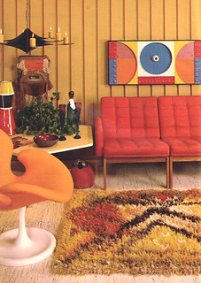 Mid Century Modern Home 1969
