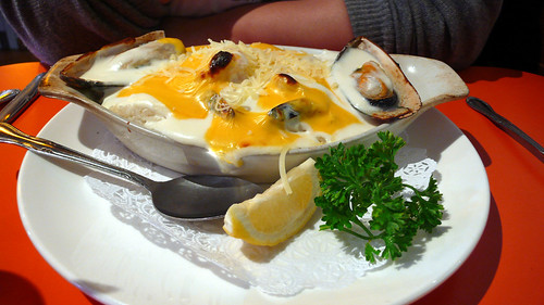 mums seafood doria