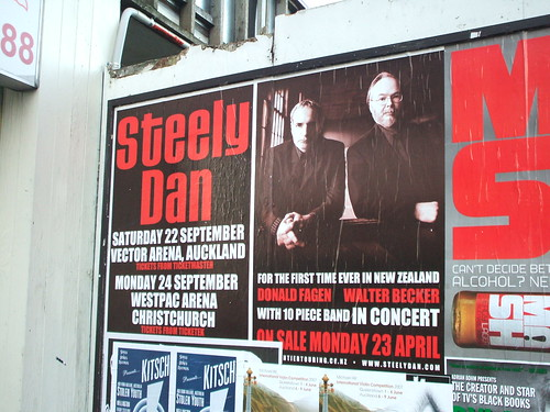 Steely Dan....In New Zealand!