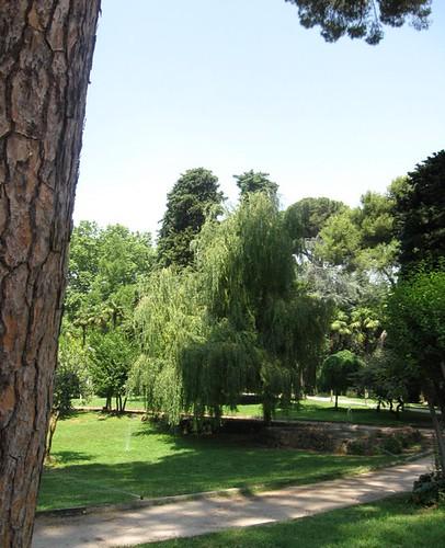 questa è Villa Celimontana, anche questa vicina a casa mia... dans foto fatte da me