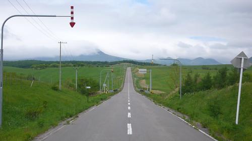 Hokkaido road