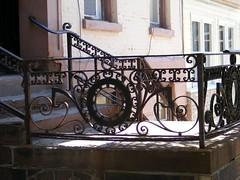 Railing (KatherinesPhotos) Tags: downtown albanyny tenbroeckneighborhood