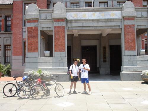 單車環台之旅 新竹觀光遊