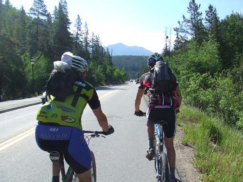 4.5 Hr Breckenridge ride