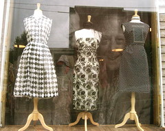 B&W Window w/Duke and Duchess Scrim June 08