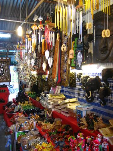 Stall @ Wat Chalong