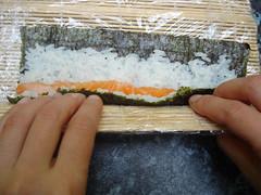 Como fazer sushi ~ 12