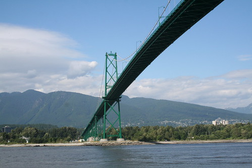 Bridge in Vancouver BC