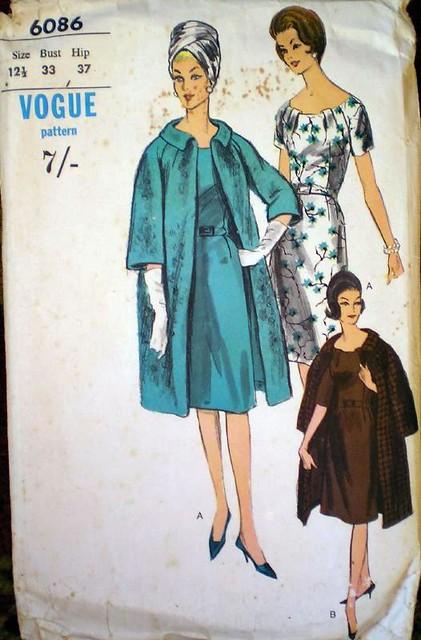 Vogue 6086