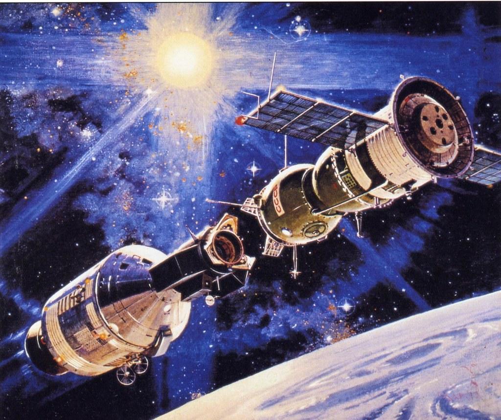 33 ans d'Apollo-Soyouz / ASTP 2675985304_ec30da9975_b