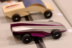 2008 CSCA Pinewood Derby - Tim's Car (cdubya1971) Tags: wood columbus ohio car race july boyscouts tournament gravity scouts 2008 derby pinewood cubscouts bsa pinewoodderby ccad csca