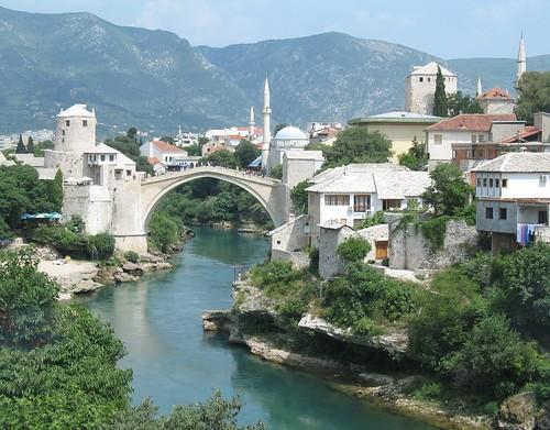 mostar köprüsü nün resimleri fotoğraflar