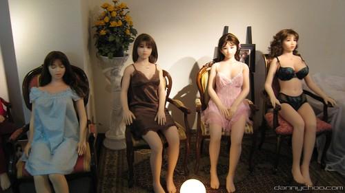Candy Girl Showroom