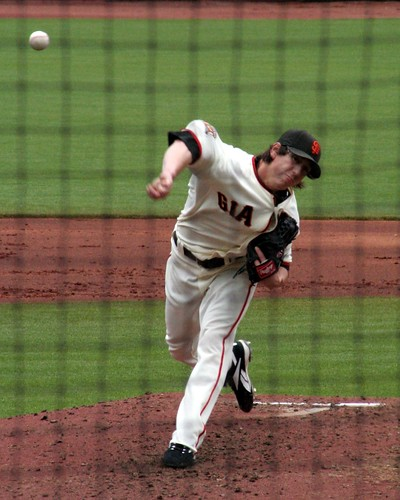 Tim Lincecum baseball video games