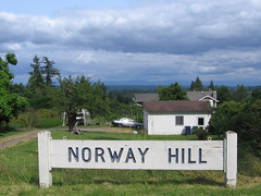 Top of Norway Hill