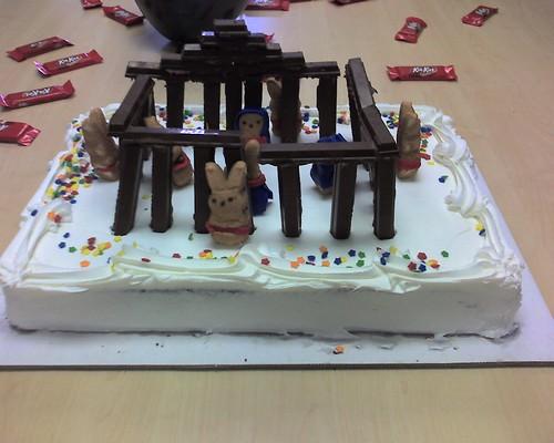 Kit Kat Parthenon