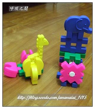 970720大象和長頸鹿(恩)