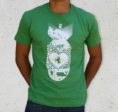 2720326076 f5da228015 70 camisetas para quem tem atitude verde