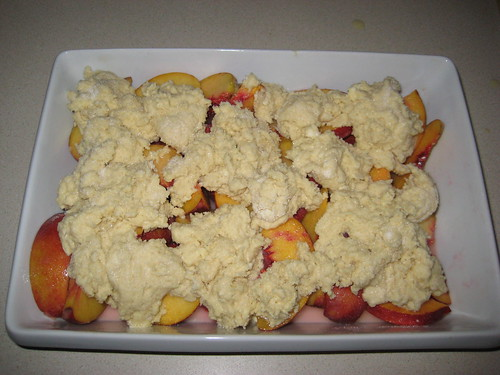 Summer Peach Cobbler