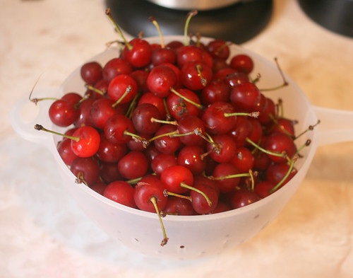 New York State sour cherries