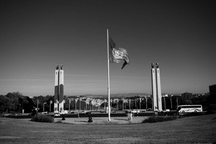 Alto do Parque Eduardo VII, Lisboa