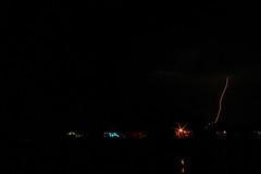 IMG_3624 (kerry yoshiko) Tags: storm night rainbow lightening thunder