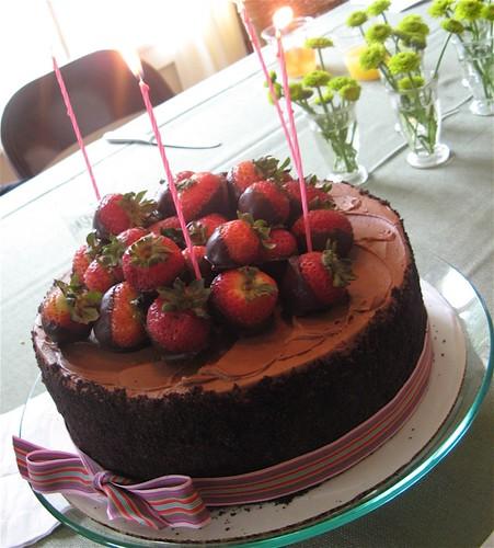 marsha's birthday cake