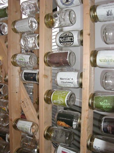 Pickle exhibit