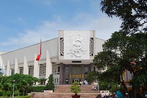 Museo de Ho Chi Minh en Hanoi