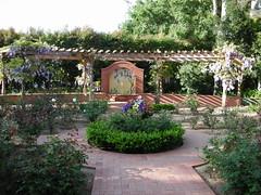 La Jolla Rose Garden