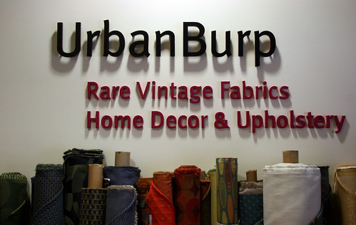 urban burp - sign