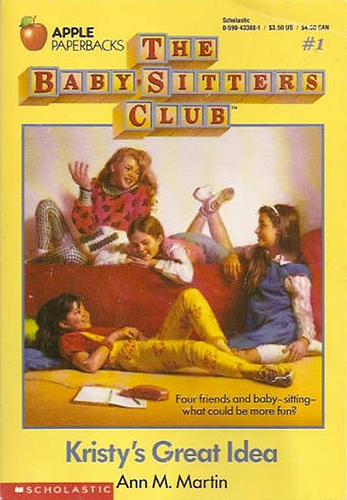 baby-sitters club