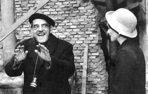 Buñuel  dirige a Catherine Deneuve en Tristana