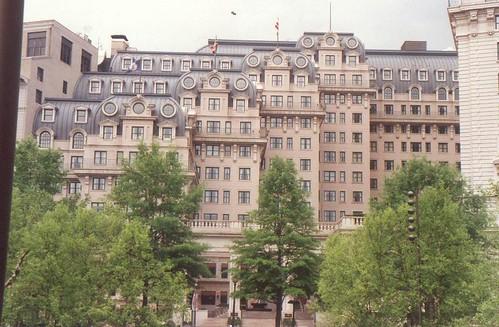 Willard Hotel- Washington DC