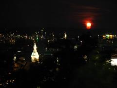 2007 07 01 - 0576 - Graz - View from Schlossberg (thisisbossi) Tags: moon night austria österreich graz moonillusion