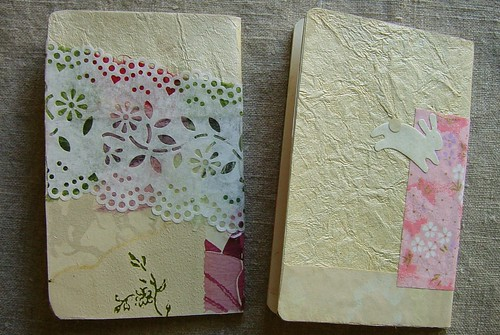 Altered Moleskins back