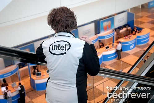Intel Developer Forum IDF Fall 200 by TechShowNetwork.